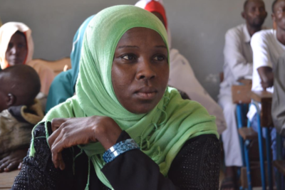 UNHCR builds new classrooms and trains teachers to deliver better education for Sudanese refugees
