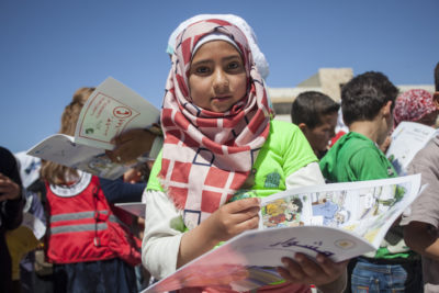 Education in Syria: battling against school attacks, lost teachers and book shortages
