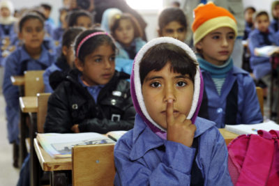 EU funding helps Turkey to focus on goal of educating every Syrian refugee child