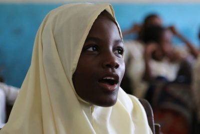 Self-help pledge by developing countries to deliver education for their children