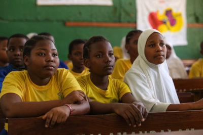 Tanzanian secondary schools are ordered to stop charging fees