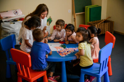 New education centre offers hope to refugee children on Greek island