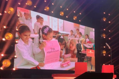 Dutch Postcode Lottery awards Theirworld 1.35m euros for work on education in emergencies