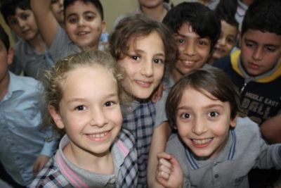 Turkey reveals how 660,000 Syrian refugee children will move into state schools