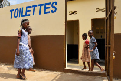 Half of the world's schools don't have decent toilets, clean water or handwashing facilities