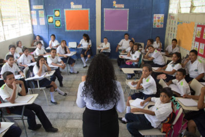 US aid cuts could harm education and anti-violence projects in Latin America