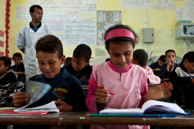 Tunisia aims for better basic education and more children in pre-primary