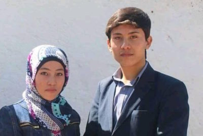 The twins whose dreams died in suicide bombing at Kabul education centre
