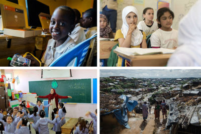 Countdown to UN General Assembly: education ups and downs of the last 12 months