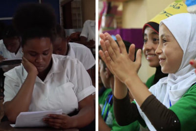 Education for girls projects in Jamaica and Egypt win UNESCO prize