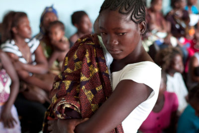 Child marriage and teenage births keeping girls out of school in Mozambique