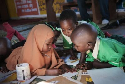 Theirworld and UNICEF call for action now to get all children in pre-primary education