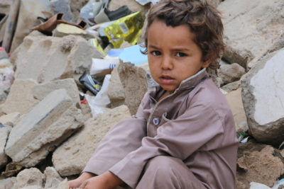 Three years of war leaves a generation of Yemen's children out of school