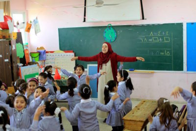 Palestinian schools crisis: 'We don't have money to pay our teachers'