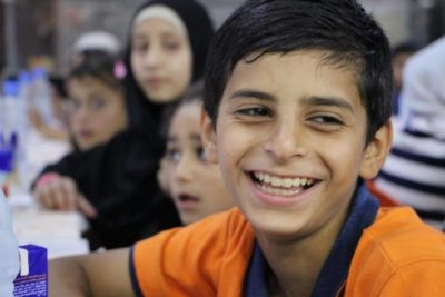 How education gives hope and pride to Syrian children in refugee camps