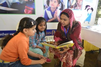 USAID helps thousands of children into education in Pakistan's Sindh province