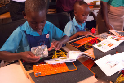 Code Clubs help to change the lives of vulnerable girls in Uganda