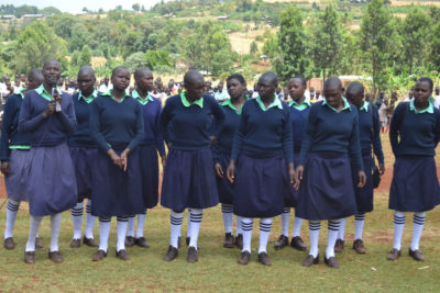 School is a safe haven for girls escaping from horror of FGM and child marriage