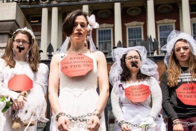 Child marriage breakthrough as Delaware becomes first US state to close loopholes