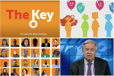 UN General Assembly: How Theirworld campaigned for education as The Key to unlock big change