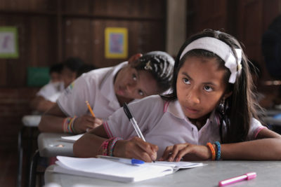 Schools go back but many children stay away in crisis-torn Venezuela