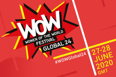 Theirworld to be partner of WOW Global 24, the first female-focused worldwide online festival