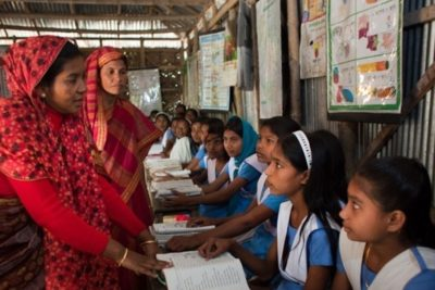 30m children in Bangladesh to benefit from programmes to improve education