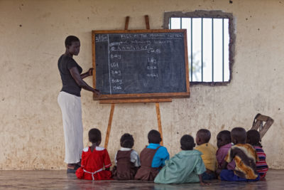 Teamwork - and 69m new teachers - is key to tackling the learning crisis