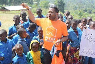"""""""By providing quality skill sets to African youth, we can ensure a brighter future for them and their families"""""""