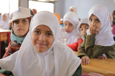 Unpaid teacher salaries mean millions of Yemeni children may not finish school year