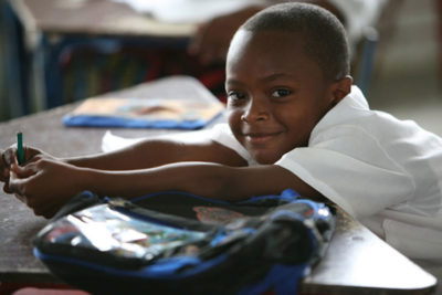 Turning point as aid for education hits record high after years of decline