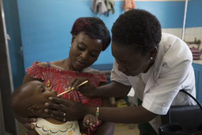 $1bn to improve health and nutrition of the world's poorest children