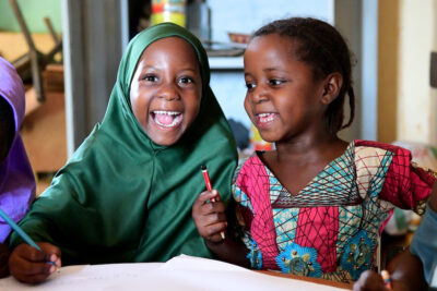 Theirworld report shows almost 50 million of the world's poorest children miss out on pre-primary education