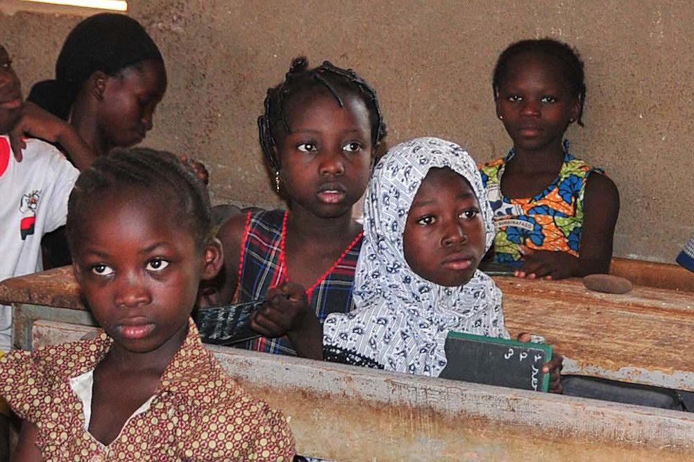 burkina faso education gallery