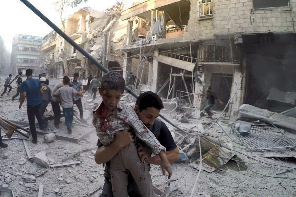 Syrian attacks