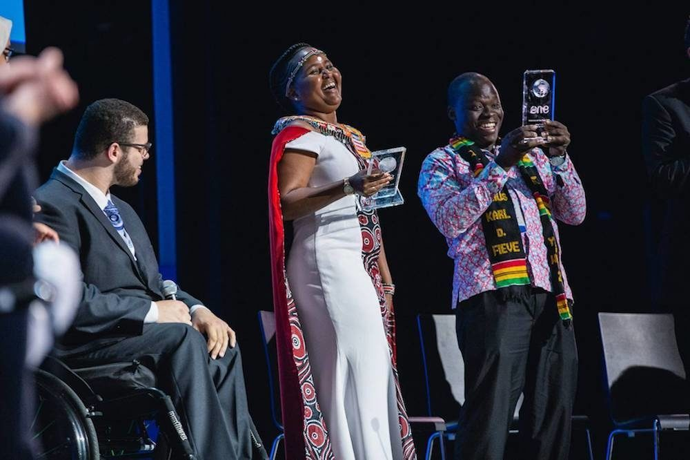 From Ghana to the Hague     my inspiring experience at the