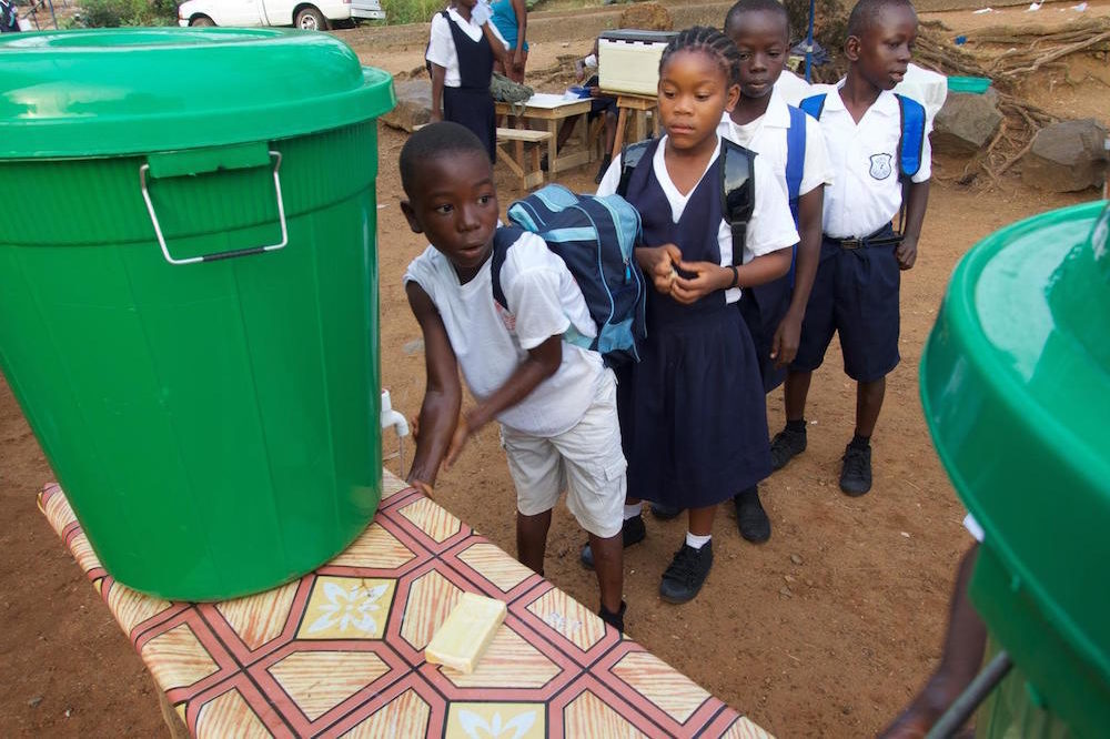 Schools on alert to prevent spread of Ebola outbreak in DRC
