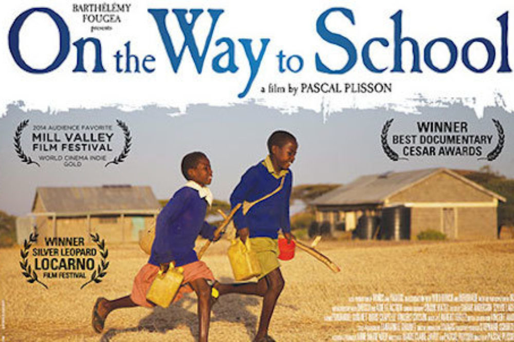 Image result for on the way to school
