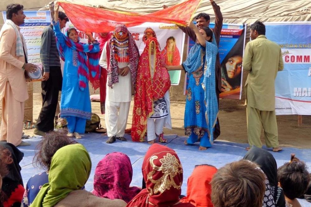 Pakistan cracks down on child marriage with tougher prison