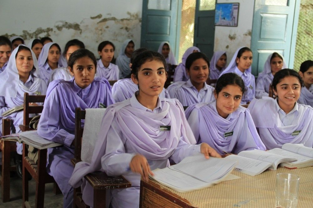 indian state to give free education for girls from nursery to