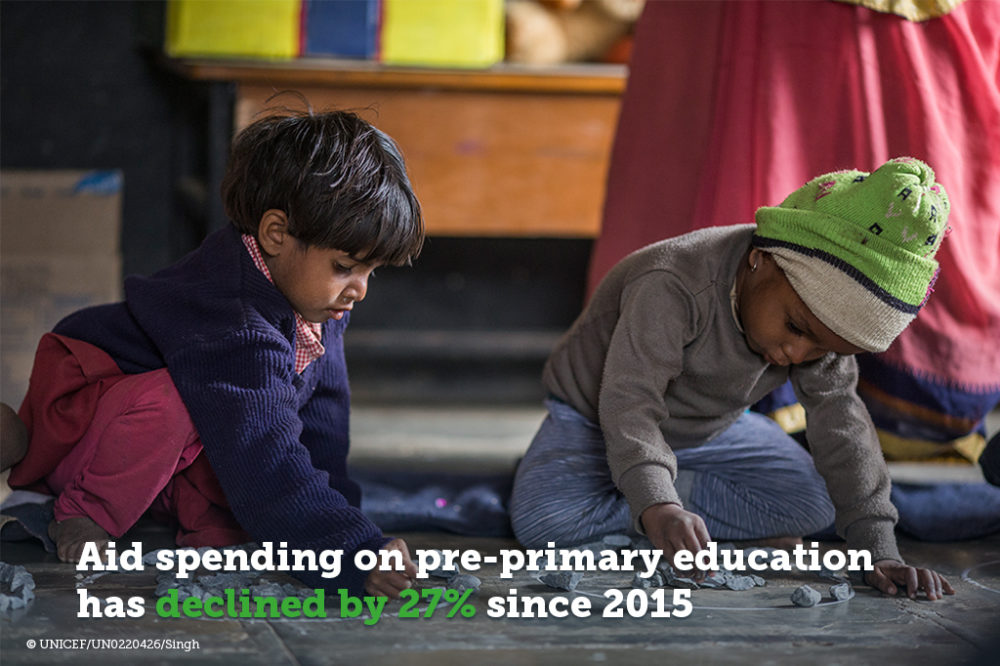 A Shocking Lack Of Support For Early >> Despite Promises Top Education Donors Are Leaving The Youngest And