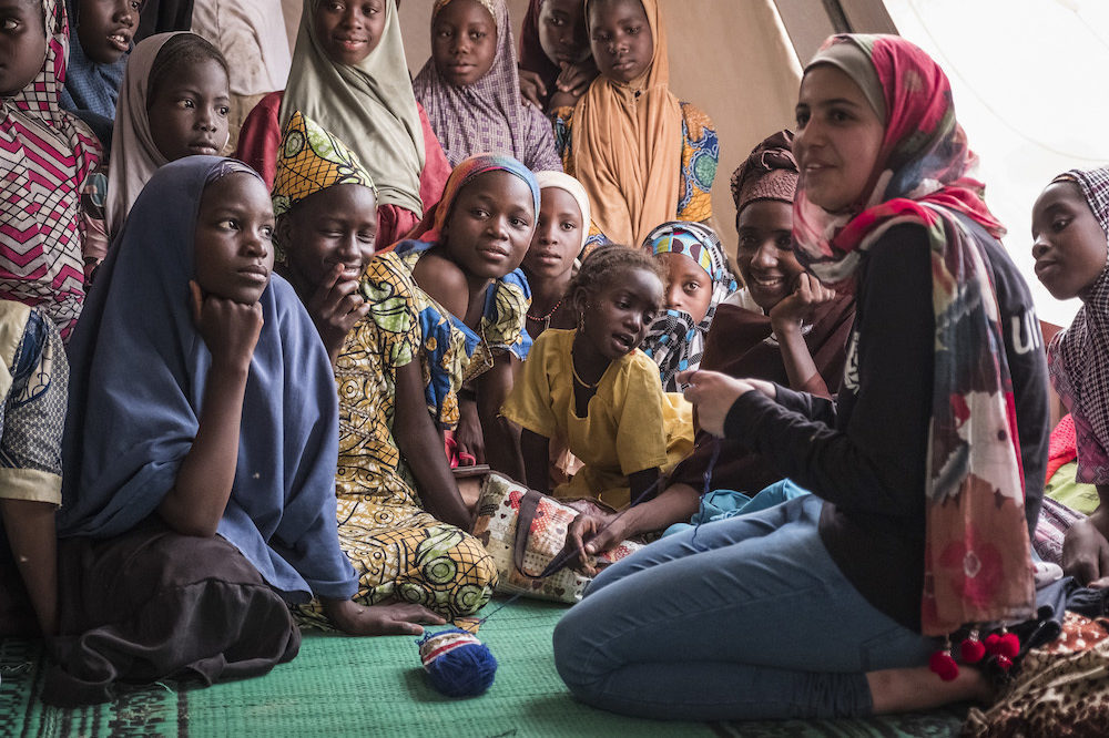 World Refugee Day: helping children and families who have fled from their homes