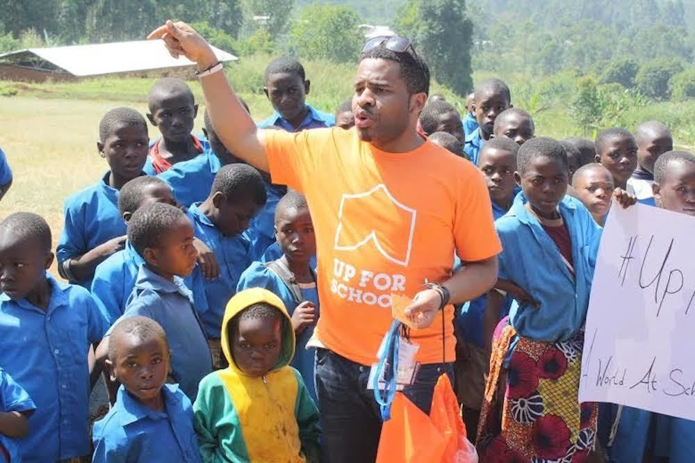 """""""By providing quality skill sets to African youth, we can ..."""