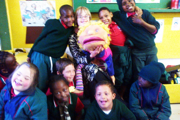 Downs Syndrome Teacher Inspires Pre Primary Children With Special