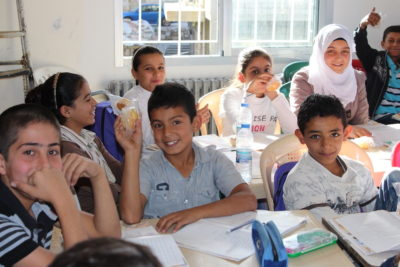 Education for Refugees in Turkey