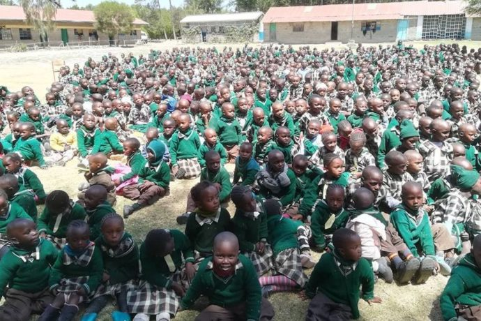 """""""How focus on early years will help Kenya's new school system to develop children's skills"""""""