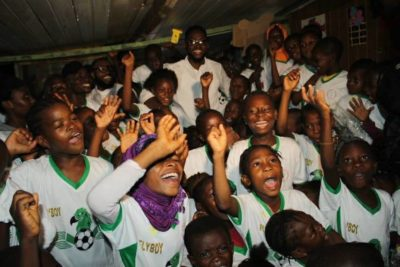 How our Global Youth Ambassadors celebrated Day of the African Child