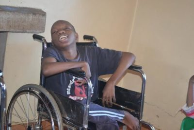 """The Kenyan government should help communities learn to love and care for disabled children"""