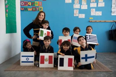 Meet the Mexican mother who started her own preschool and became a global teacher