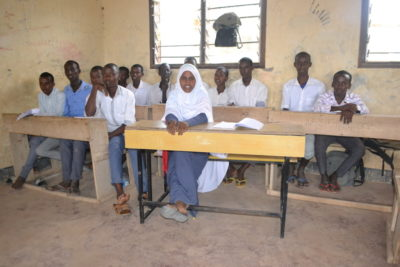 Life in Dadaab: being a head teacher in Kenya's massive refugee camp